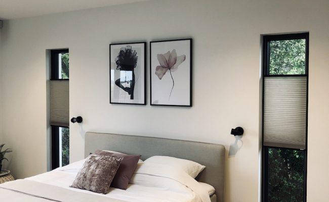 slaapkamer-gladde-wanden-plafond